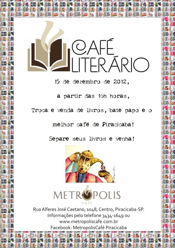 cafe literario dez 2012