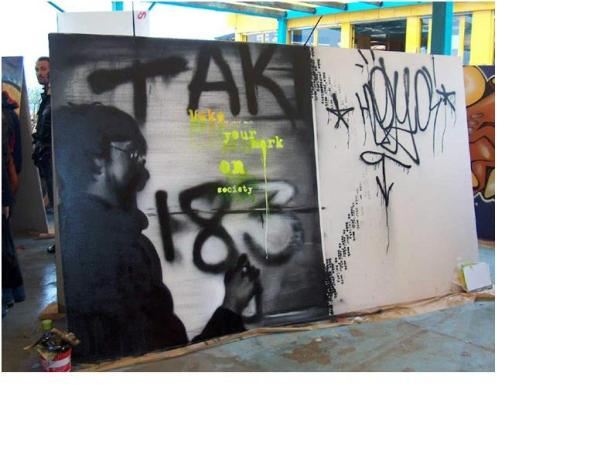 grafitiIX