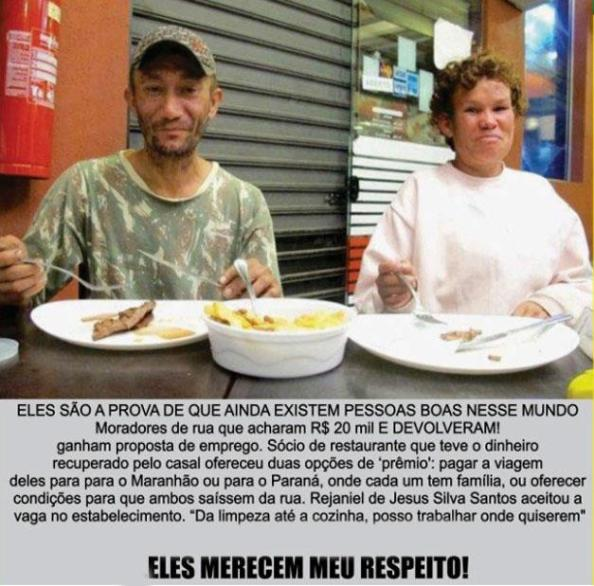 brasileiros honestos