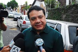 Manoel Adail Amaral, prefeito de Coari-AM