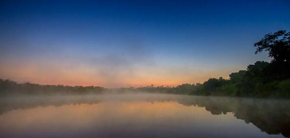 Foto 5 – Final de tarde na região do Tanquã