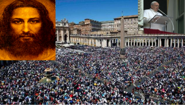 cristo e o papa