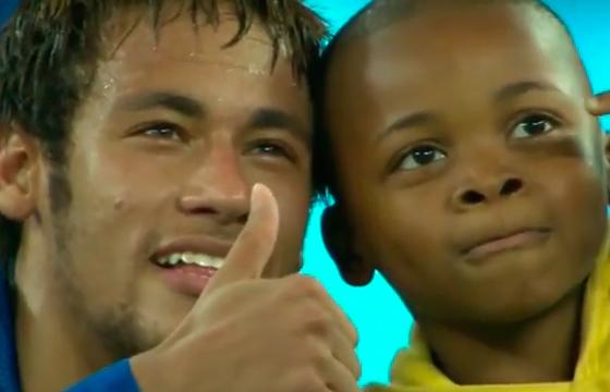 neymar e ayo